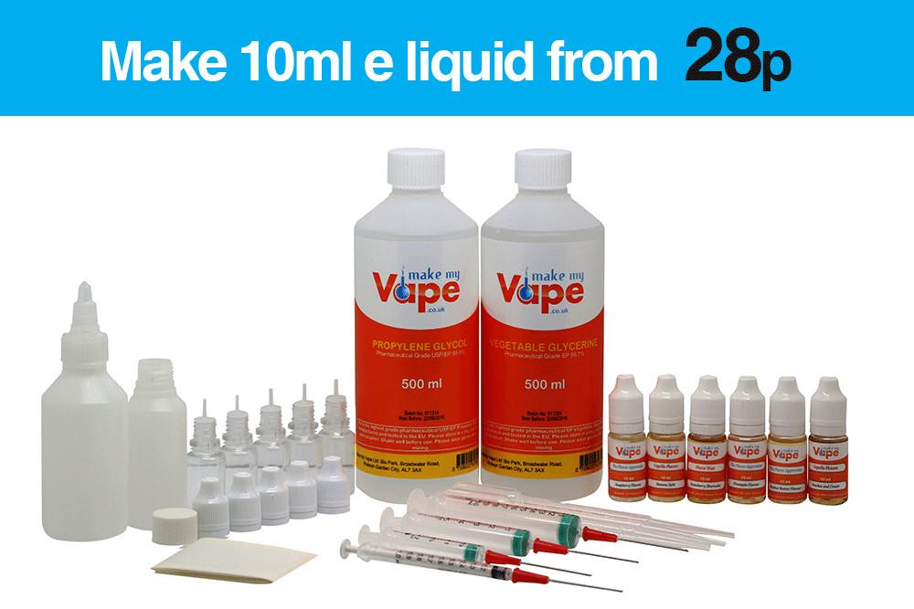 Best ideas about DIY Vape Juice Kits . Save or Pin X Kit DIY E Liquid Mixing Kits Now.