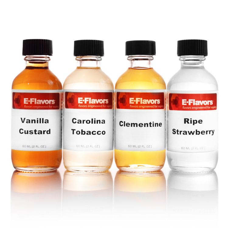 Best ideas about DIY Vapor Supply . Save or Pin 60ml E Flavors DIY E Liquid Flavoring Variety 4 Pack Now.