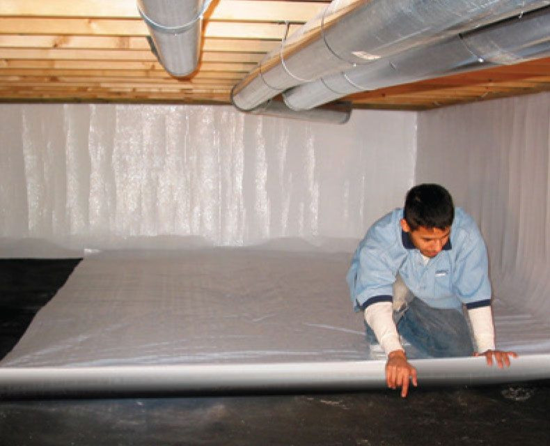 Best ideas about DIY Vapor Supply . Save or Pin Crawl Space Encapsulation Crawl Space Now.