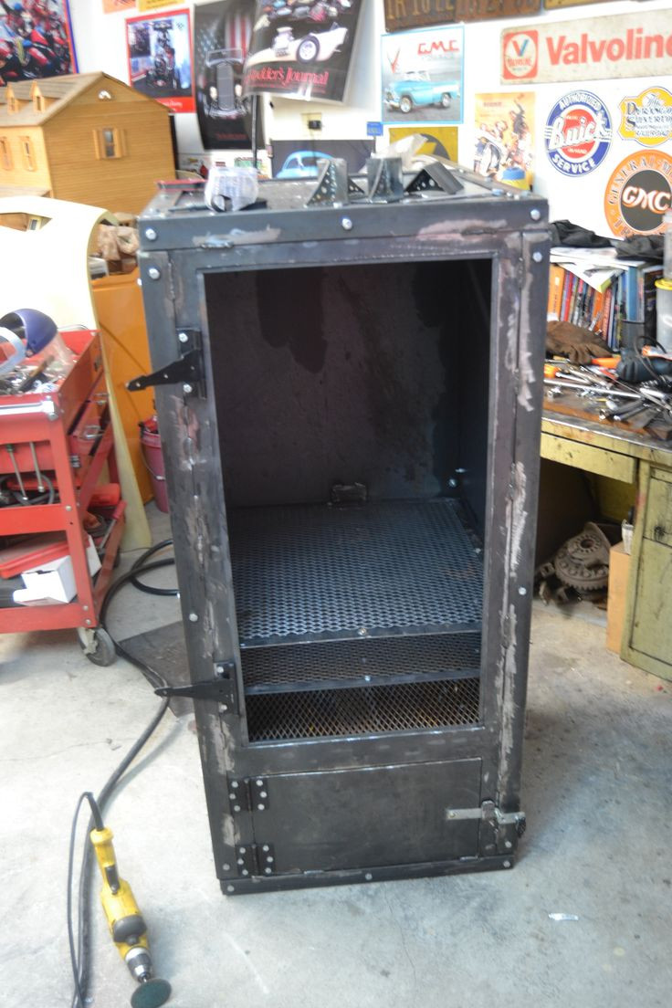 Best ideas about DIY Vertical Smoker Plans . Save or Pin 148 best DIY Double Barrel Smoker Smokers Galore my Now.