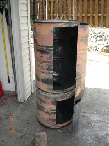 Best ideas about DIY Vertical Smoker Plans . Save or Pin 17 Best images about Smokehouses on Pinterest Now.