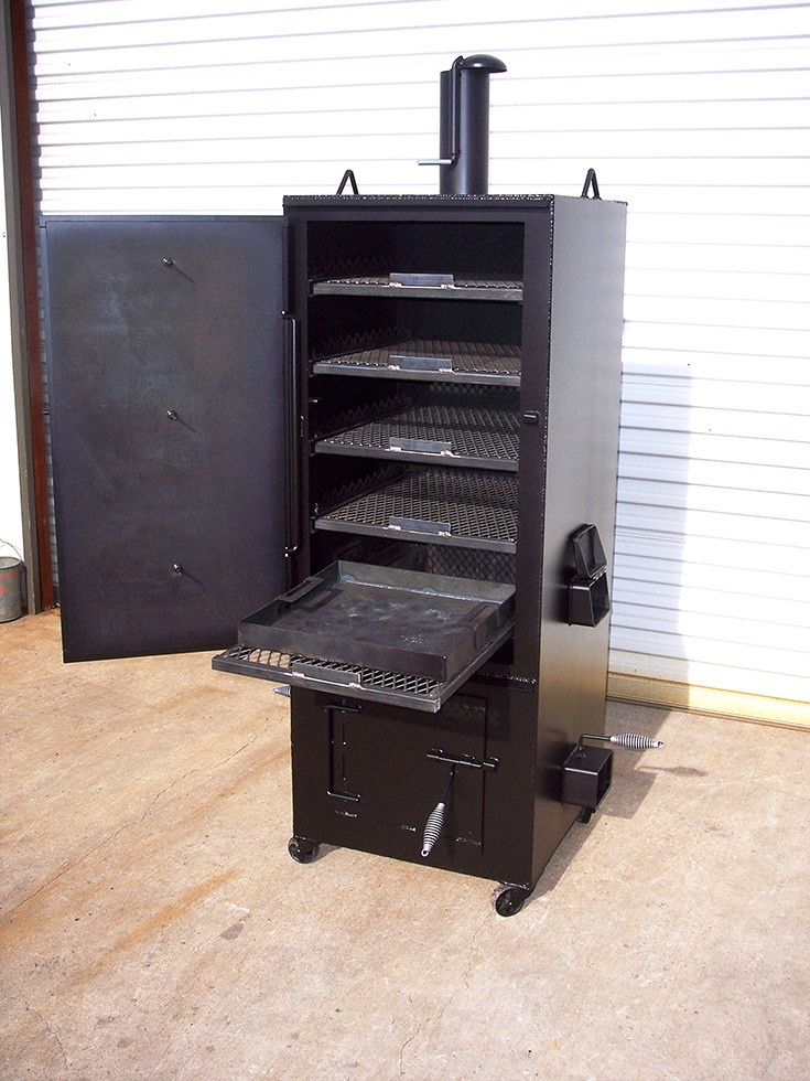Best ideas about DIY Vertical Smoker Plans . Save or Pin Diy Vertical Smoker Plans DIY Projects Now.