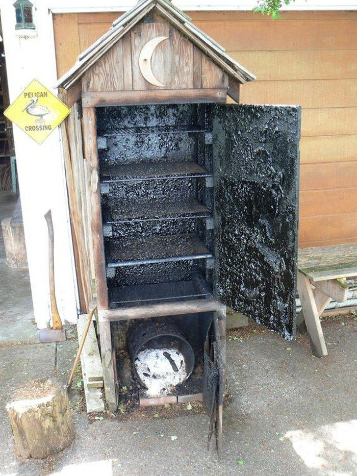 Best ideas about DIY Vertical Smoker Plans . Save or Pin How to build a timber smoker Now.