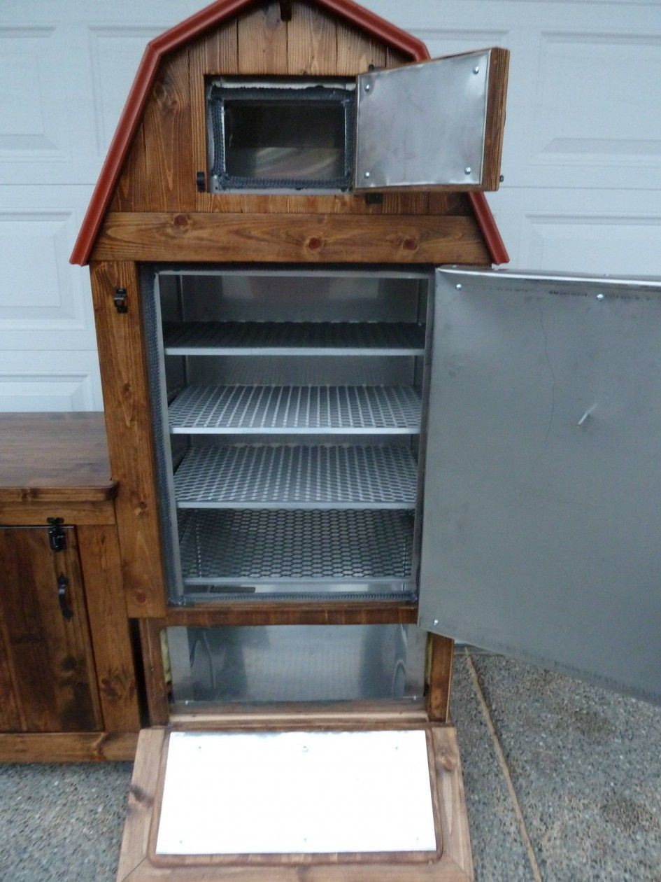 Best ideas about DIY Vertical Smoker Plans . Save or Pin Vertical BBQ Smoker Plans Home Country Now.