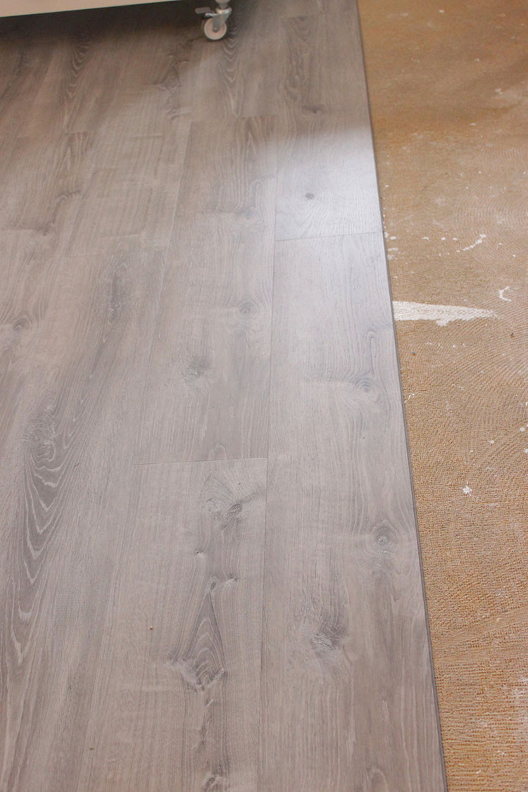 Best ideas about DIY Vinyl Flooring . Save or Pin DIY Luxury Vinyl Flooring Now.