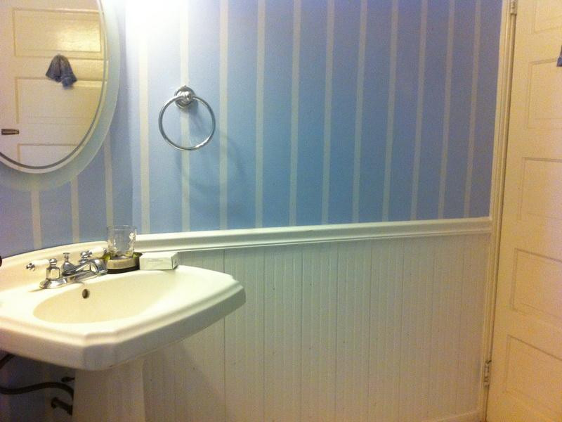 Best ideas about DIY Wainscoting Kit . Save or Pin Decorations Wainscoting Kits In Bathroom Projects The Now.