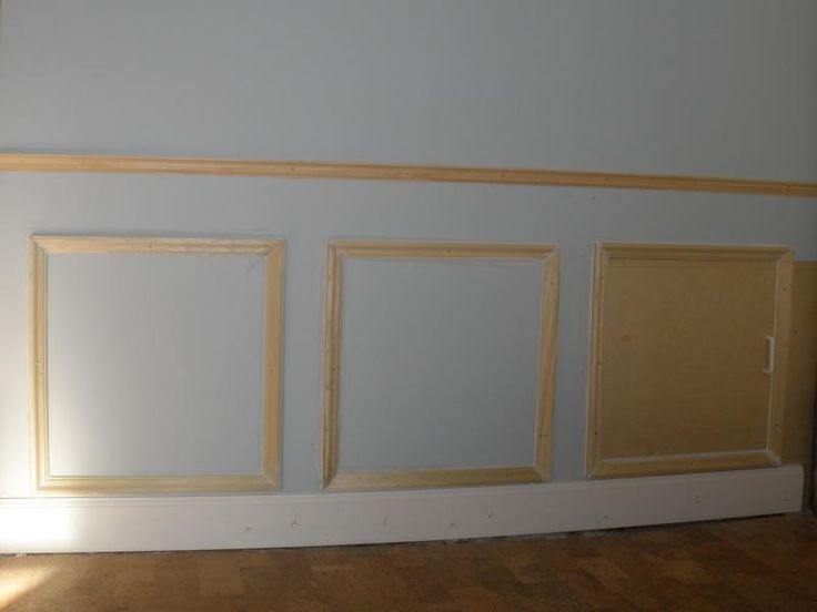 Best ideas about DIY Wainscoting Kit . Save or Pin 17 best Wainscoting home depot installation images by Now.