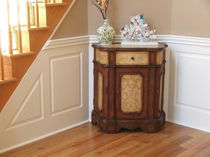 Best ideas about DIY Wainscoting Kit . Save or Pin Decorations The Advantages Wainscoting Kits For DIY Now.