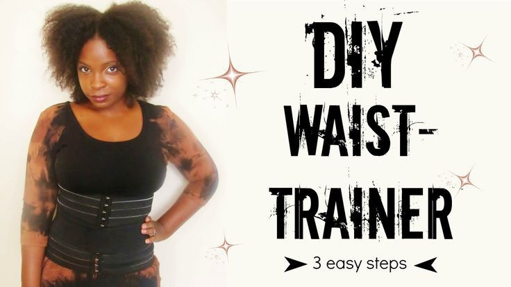 Best ideas about DIY Waist Trainer . Save or Pin 17 Best images about Body Wraps and Waist Training on Now.