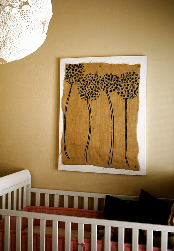 Best ideas about DIY Wall Art Painting . Save or Pin 15 Creative Wall Art DIYs Now.