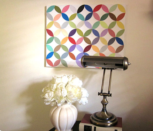 Best ideas about DIY Wall Art Painting . Save or Pin 25 DIY Wall Art Ideas That Spell Creativity in a Whole New Way Now.