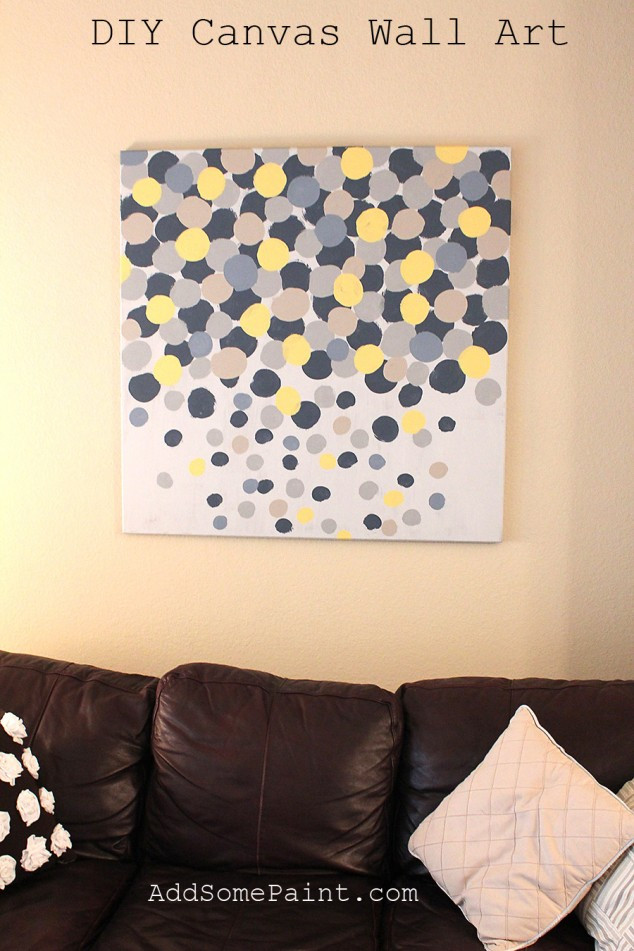 Best ideas about DIY Wall Art Painting . Save or Pin 20 Incredible Paint Wall Decoration Ideas Now.