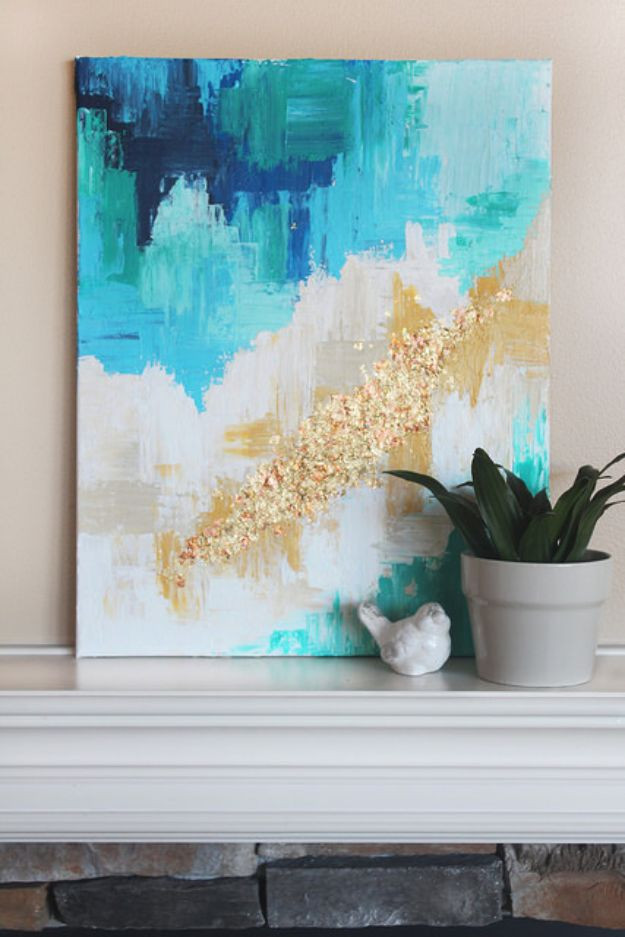 Best ideas about DIY Wall Art Painting . Save or Pin 76 Brilliant DIY Wall Art Ideas for Your Blank Walls Now.