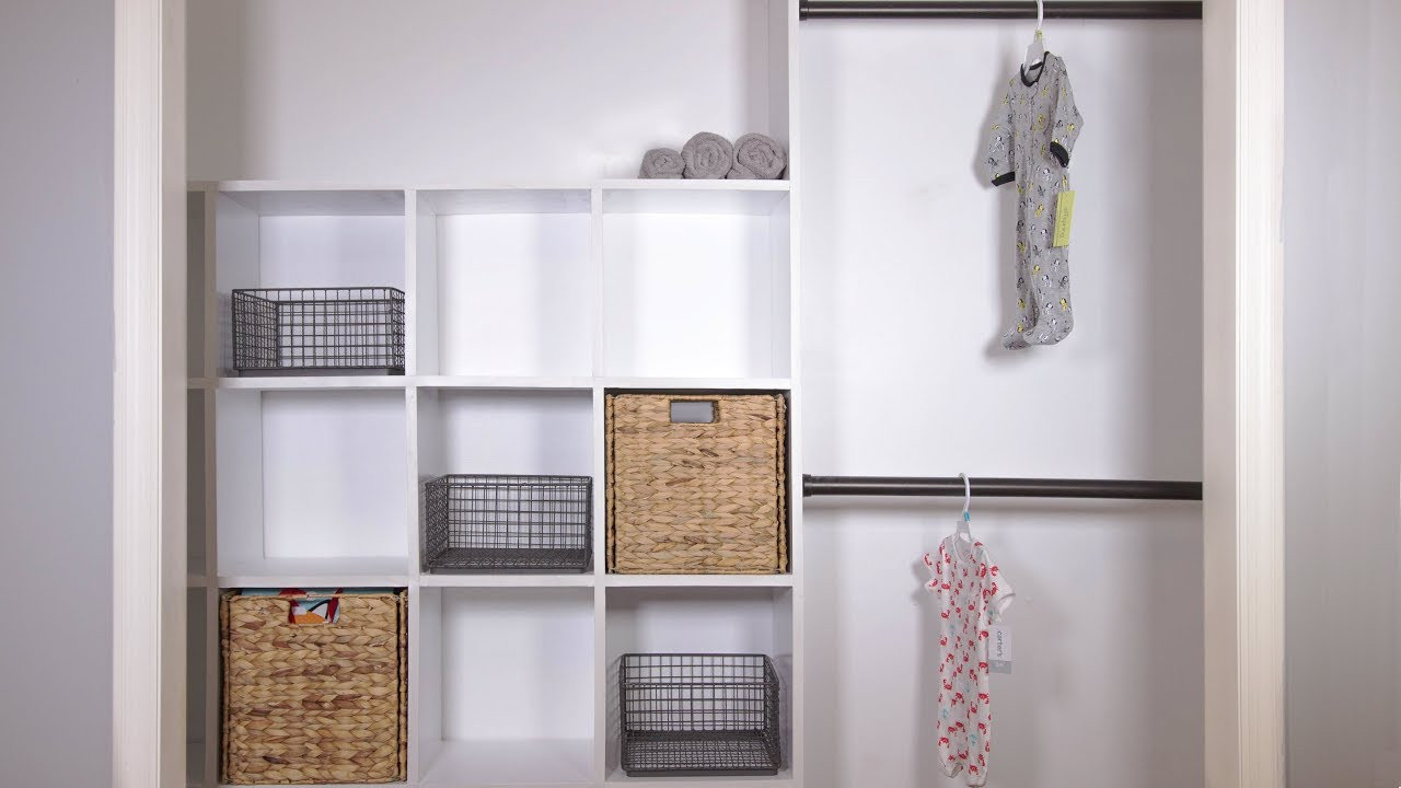Best ideas about DIY Wall Closet . Save or Pin Build a Built In Closet Organizer Woodworking DIY Now.