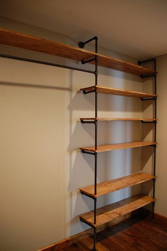 Best ideas about DIY Wall Closet . Save or Pin 25 Best Ideas about Pipe Closet on Pinterest Now.