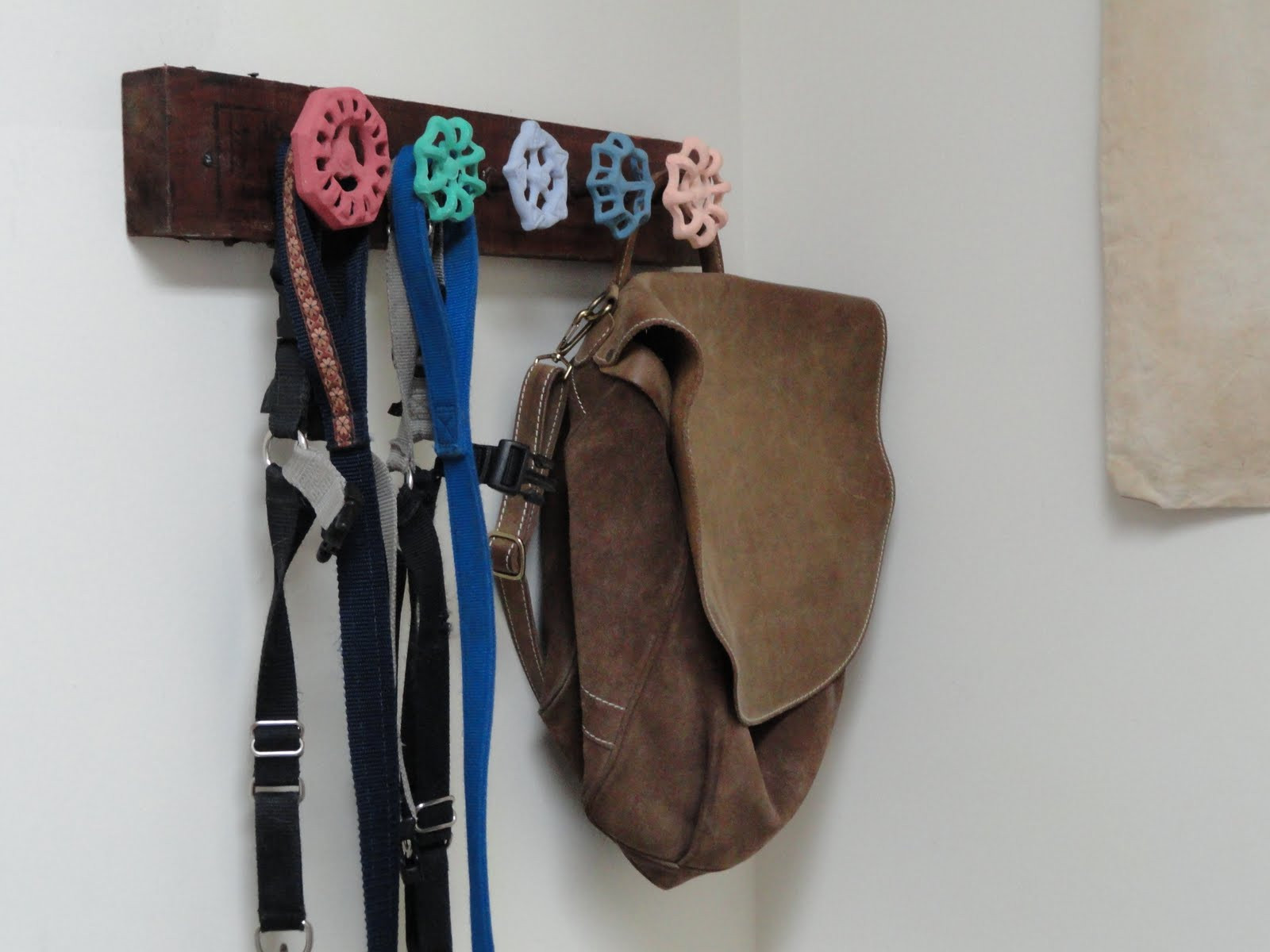 Best ideas about DIY Wall Hooks . Save or Pin 26 Useful DIY Wall Hook Ideas Now.