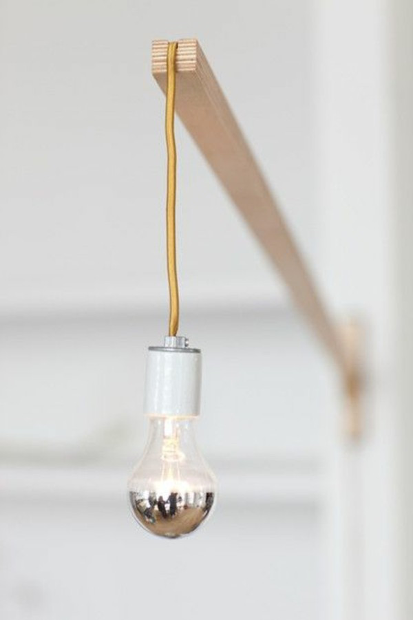 Best ideas about DIY Wall Light . Save or Pin DIY Decoration From Light Bulbs – 120 Craft Ideas For Old Now.