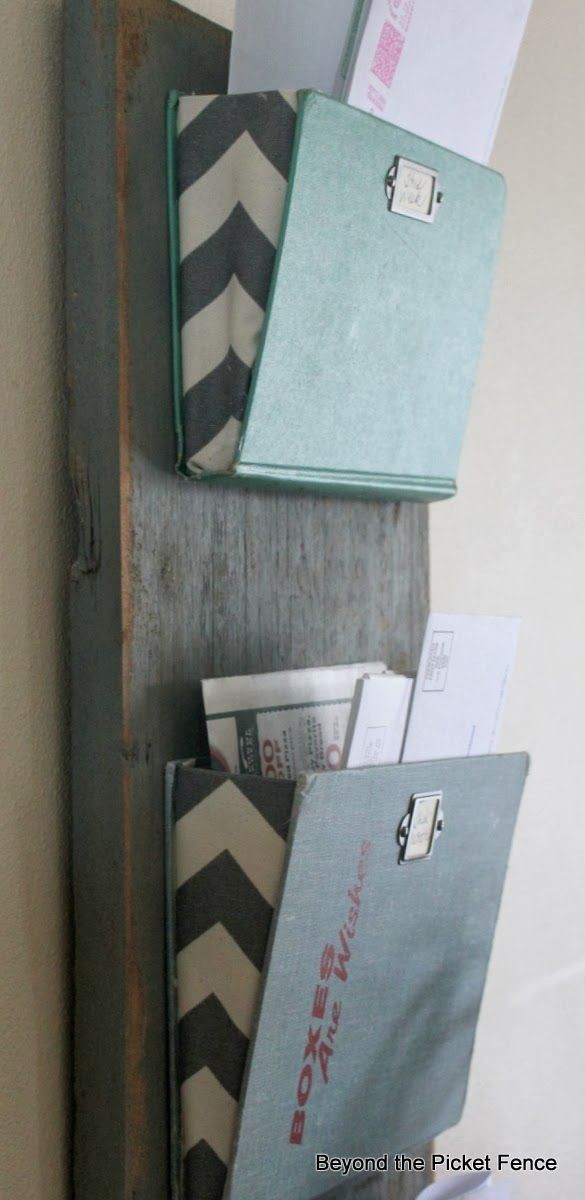 Best ideas about DIY Wall Mail Organizer . Save or Pin Best 25 Wall file organizer ideas on Pinterest Now.