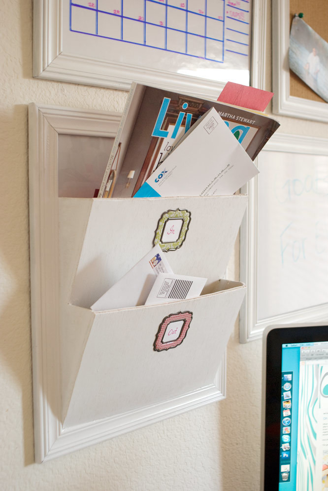 Best ideas about DIY Wall Mail Organizer . Save or Pin Ana White Now.