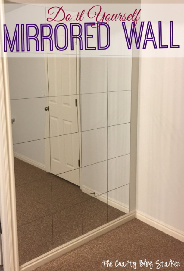 Best ideas about DIY Wall Mirrors . Save or Pin 41 DIY Mirrors You Need In Your Home Right Now DIY Joy Now.