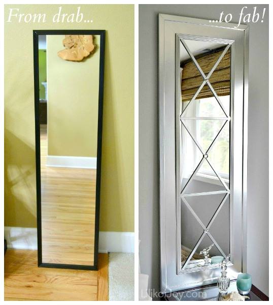Best ideas about DIY Wall Mirrors . Save or Pin Craftionary Now.