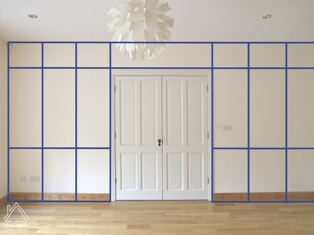 Best ideas about DIY Wall Panels . Save or Pin DIY Wall Panelling Now.