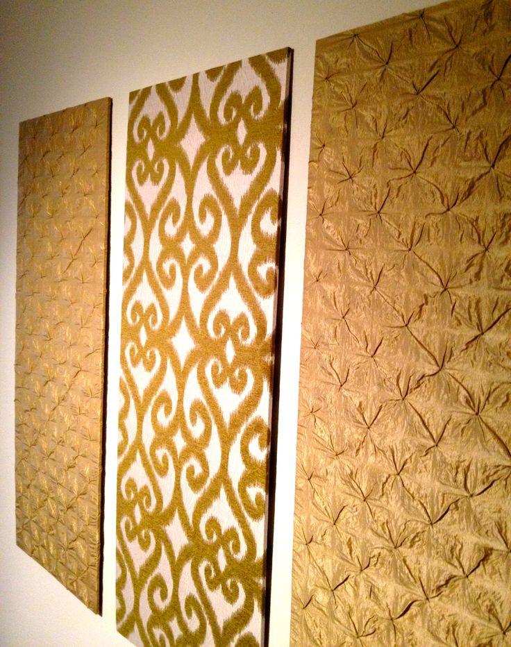 Best ideas about DIY Wall Panels . Save or Pin DIY upholstered wall panels Home Ideas Now.