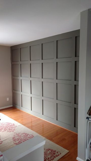 Best ideas about DIY Wall Panels . Save or Pin 10 Awesome Accent Wall Ideas Can You Try at Home Now.