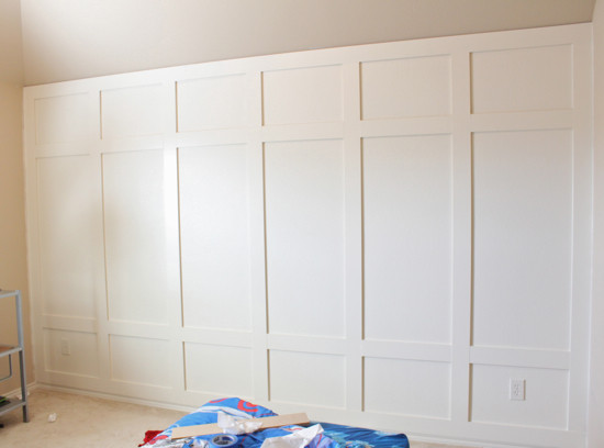Best ideas about DIY Wall Panels . Save or Pin DIY Wall Paneling Step by Step Decor Chick The Now.