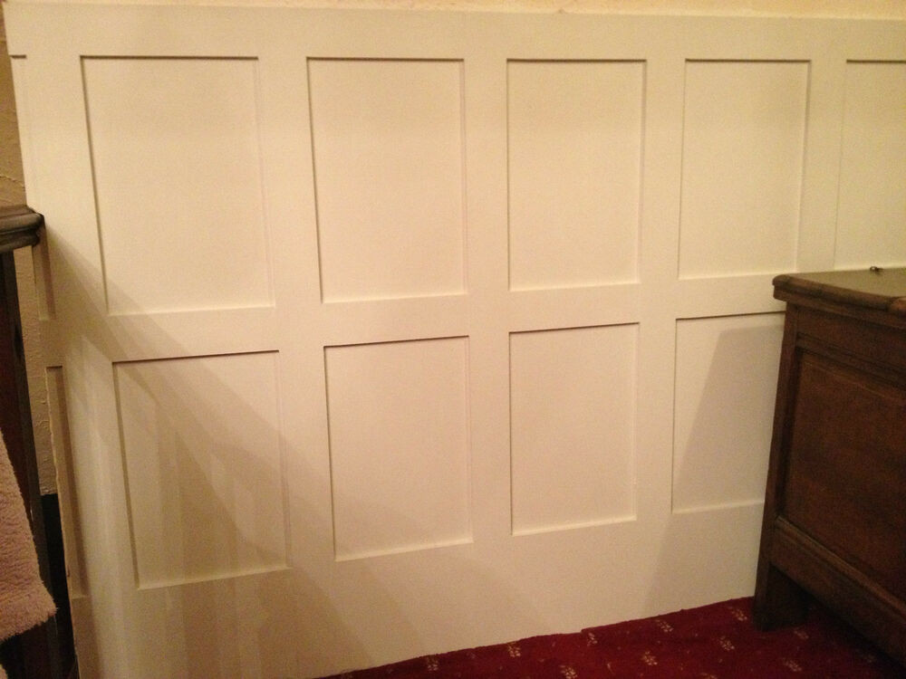 Best ideas about DIY Wall Panels . Save or Pin DIY MDF 2m 30cm wall pack Decorative Wall Panelling Panels Now.