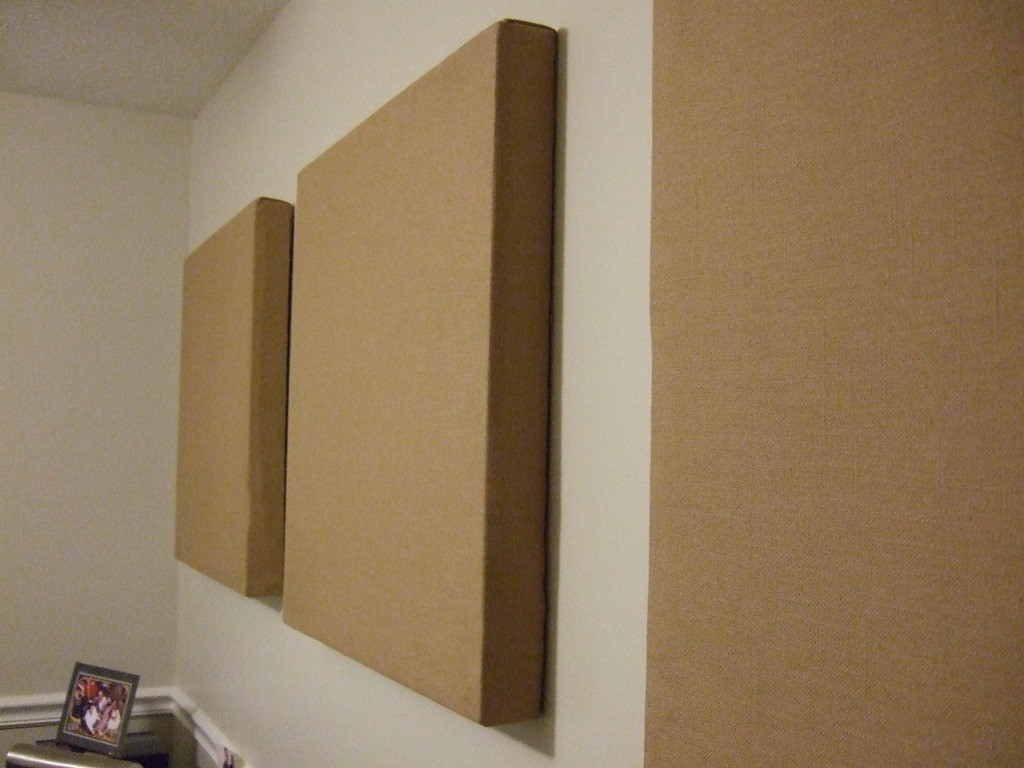 Best ideas about DIY Wall Panels . Save or Pin Rooms and Acoustics… Studiofoam DIY acoustic panels Now.