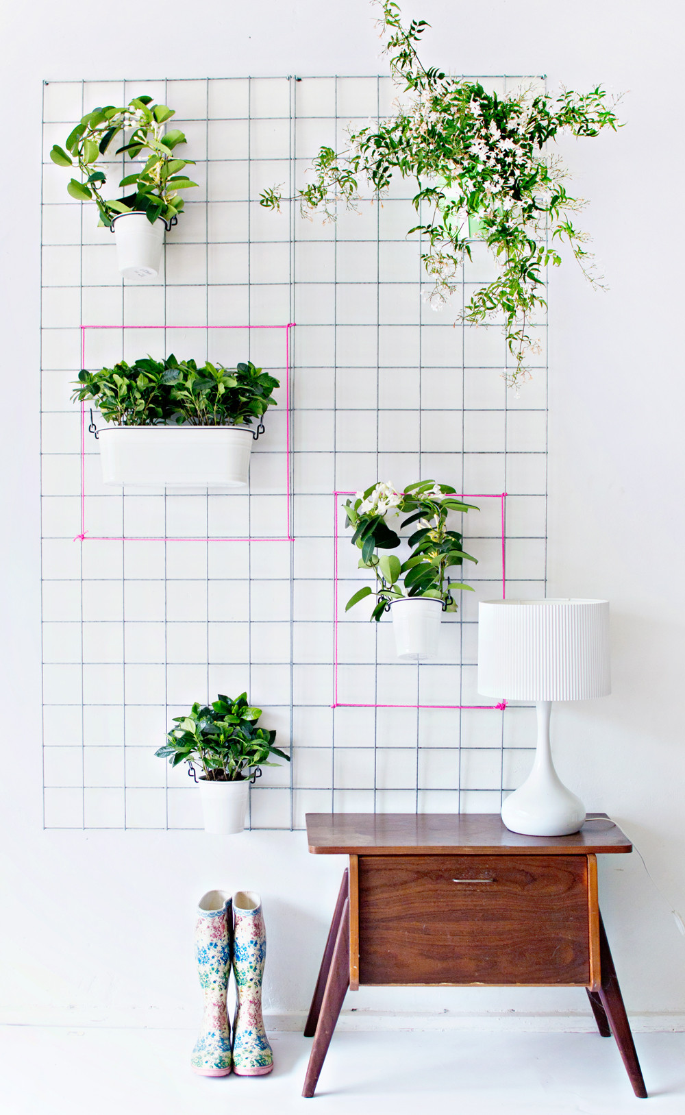 Best ideas about DIY Wall Planter . Save or Pin GREEN DIY Now.