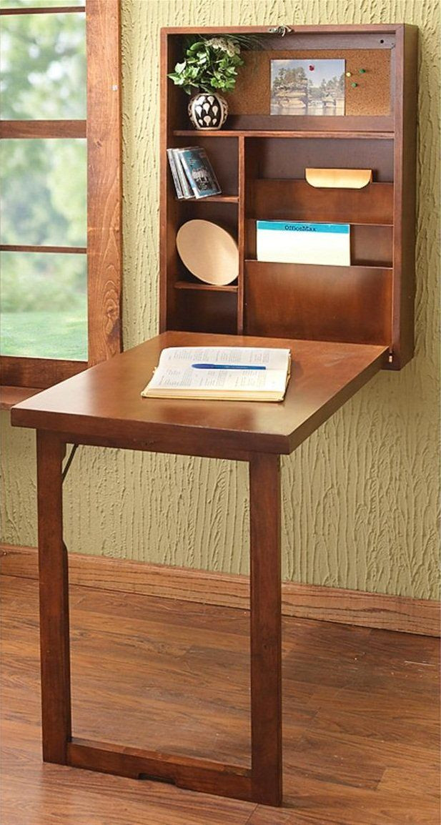 Best ideas about DIY Wall Table . Save or Pin 25 best ideas about Folding Desk on Pinterest Now.