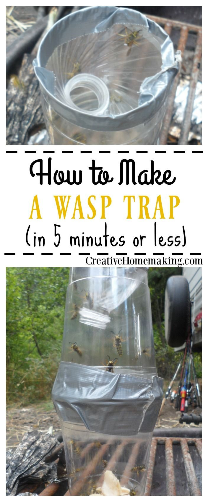 Best ideas about DIY Wasp Killer . Save or Pin 25 best ideas about Wasp Traps on Pinterest Now.