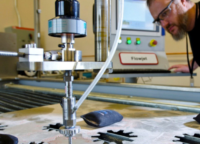 Best ideas about DIY Water Jet Cutter . Save or Pin Ford TechShop Getting Employees to Tinker Now.