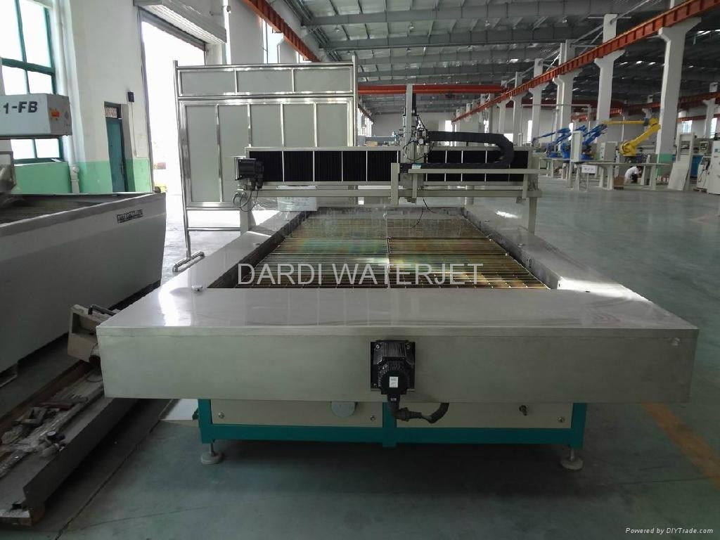 Best ideas about DIY Water Jet Cutter . Save or Pin Water Jet Cutting Machine DWJ1530 BB Dardi China Now.