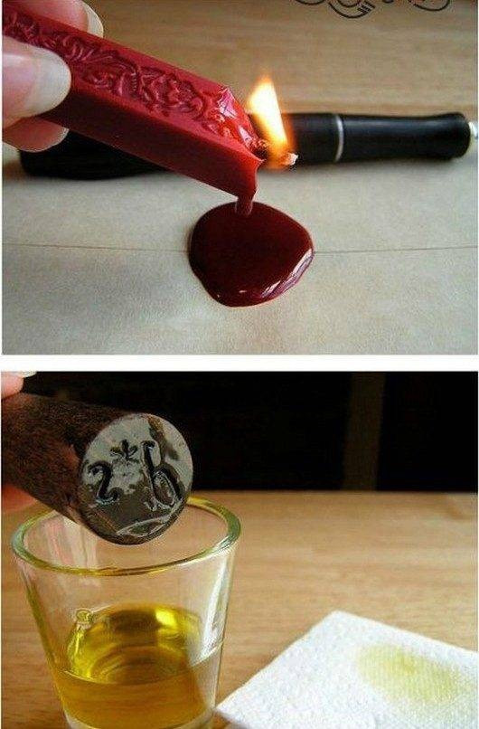 Best ideas about DIY Wax Seal . Save or Pin Diy Wax Stamp Seal🌀 Now.