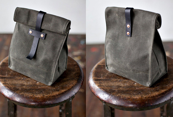 Best ideas about DIY Waxed Canvas . Save or Pin DIY Waxed Canvas Tote Bag The Creative Studio Now.