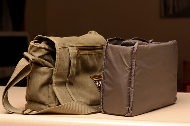 Best ideas about DIY Waxed Canvas . Save or Pin DIY Make a Waxed Canvas Camera Bag on the Cheap Now.