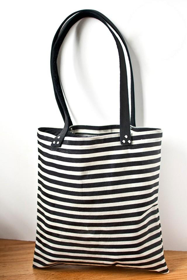 Best ideas about DIY Waxed Canvas . Save or Pin How To Make Waxed Canvas Tote Bag DIY & Crafts Now.
