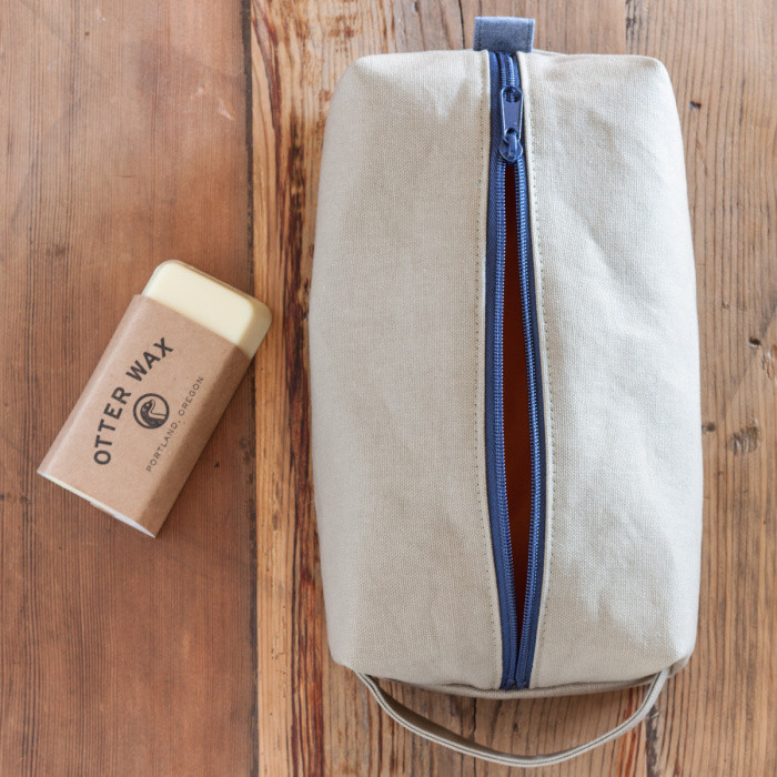 Best ideas about DIY Waxed Canvas . Save or Pin DIY waxed canvas shave kit workshop for makers – Amy Lamp Now.