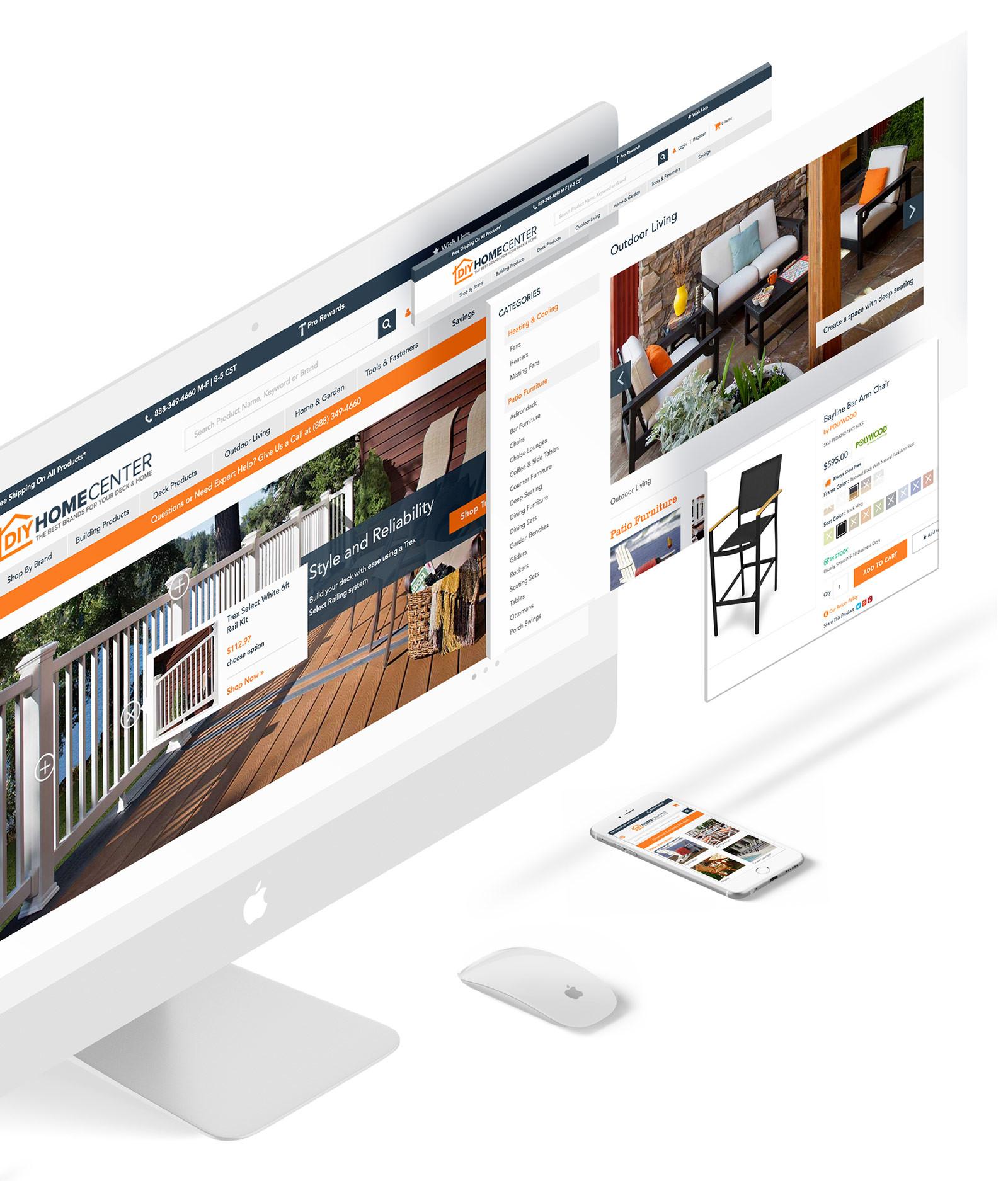 Best ideas about DIY Website Design . Save or Pin DIY Home Center – NetSuite Suite merce Web Design Now.