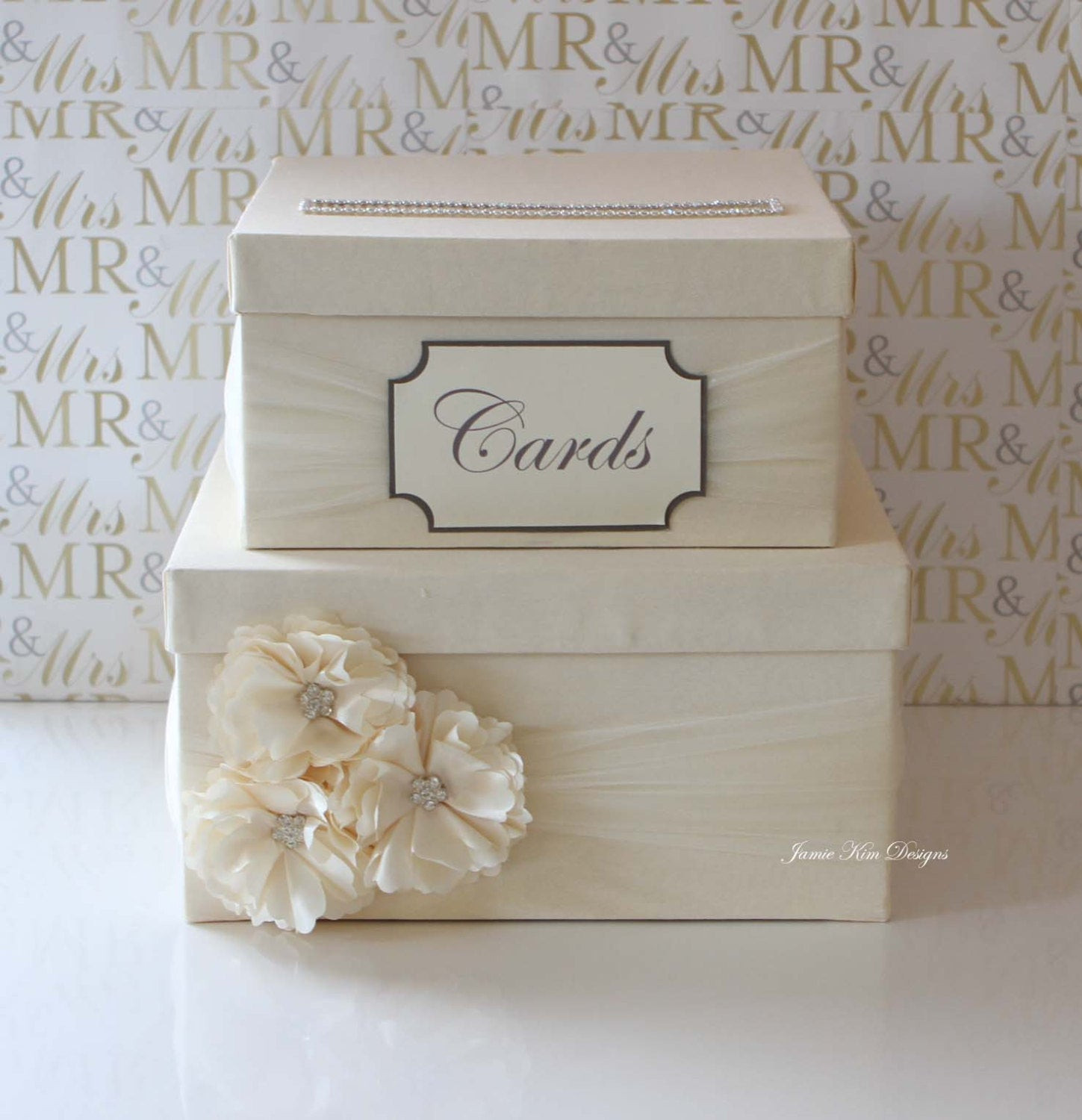 Best ideas about DIY Wedding Money Box . Save or Pin Wedding Card Box Money Box Custom Card Box Custom Made to Now.