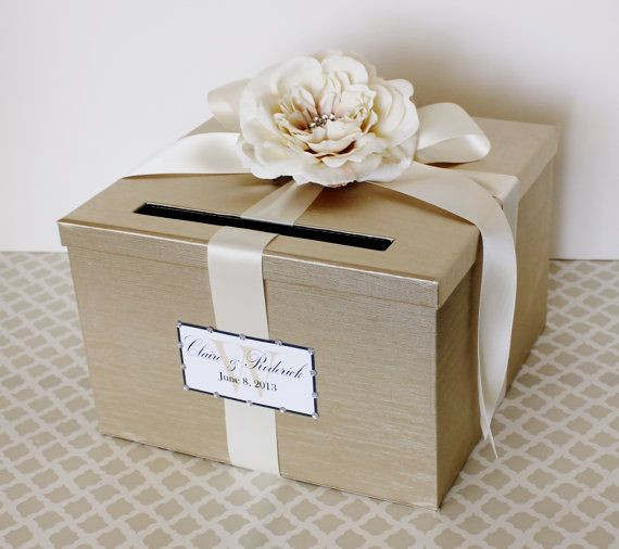 Best ideas about DIY Wedding Money Box . Save or Pin Best 25 Wedding money boxes ideas on Pinterest Now.