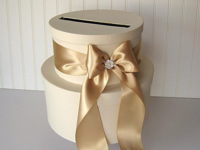 Best ideas about DIY Wedding Money Box . Save or Pin Wedding Card Box DIY Kit and Supplies Now.