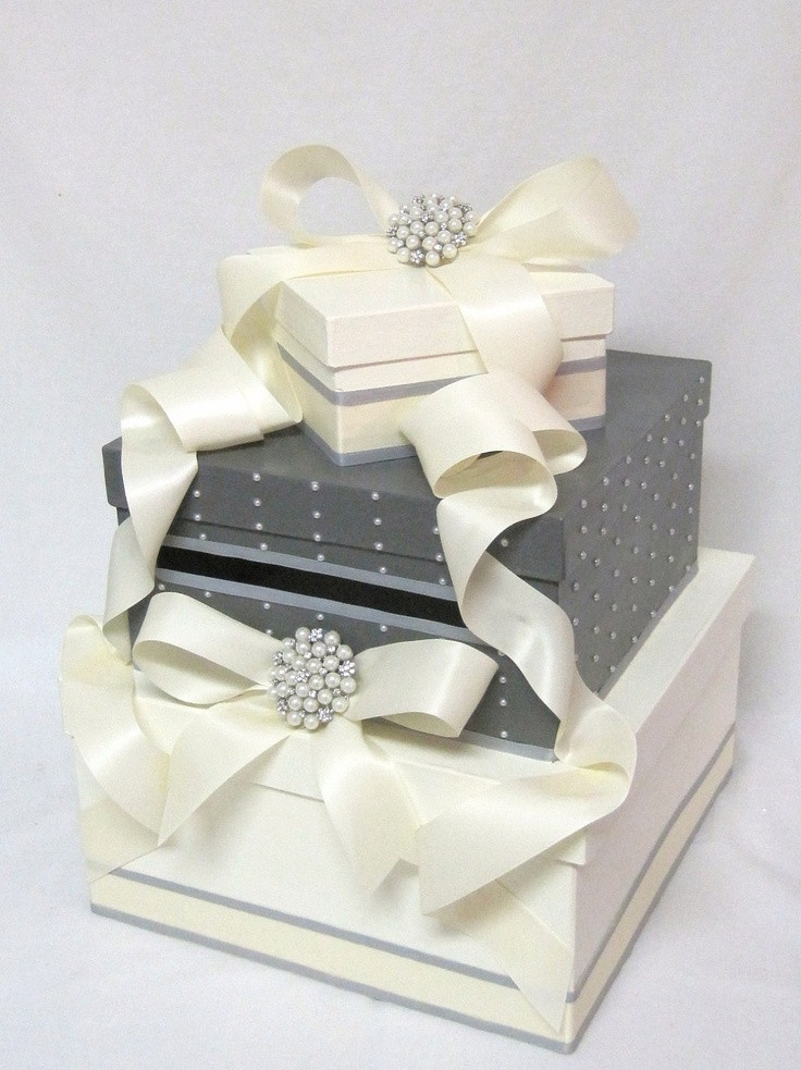 Best ideas about DIY Wedding Money Box . Save or Pin 260 best images about WEDDING CARD BOX on Pinterest Now.