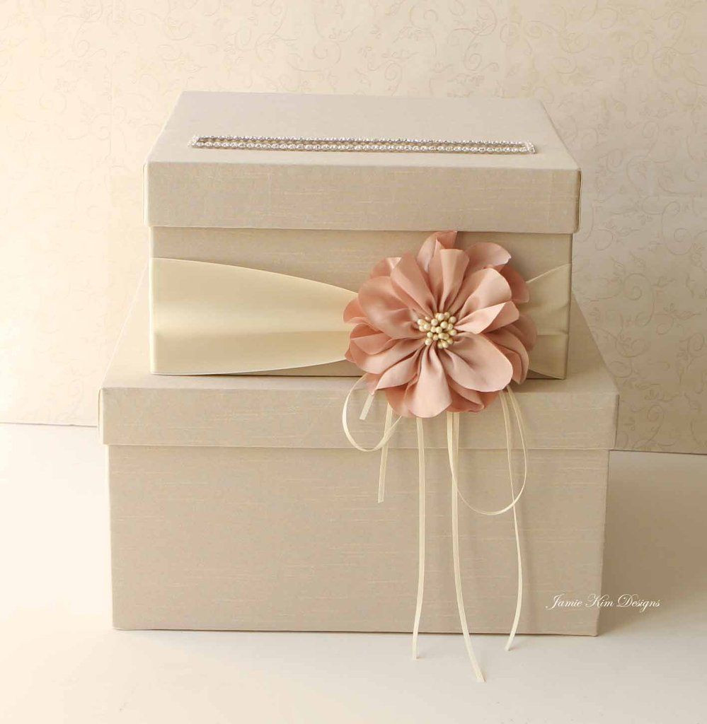 Best ideas about DIY Wedding Money Box . Save or Pin 13 Gorgeous Wedding Card and Money Boxes Now.
