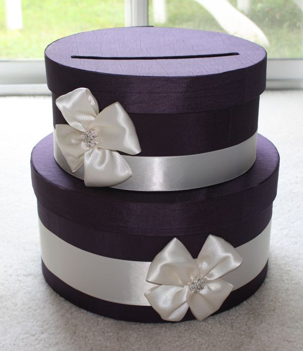Best ideas about DIY Wedding Money Box . Save or Pin Babanina s blog Katherine Heigl who showed up at the the Now.
