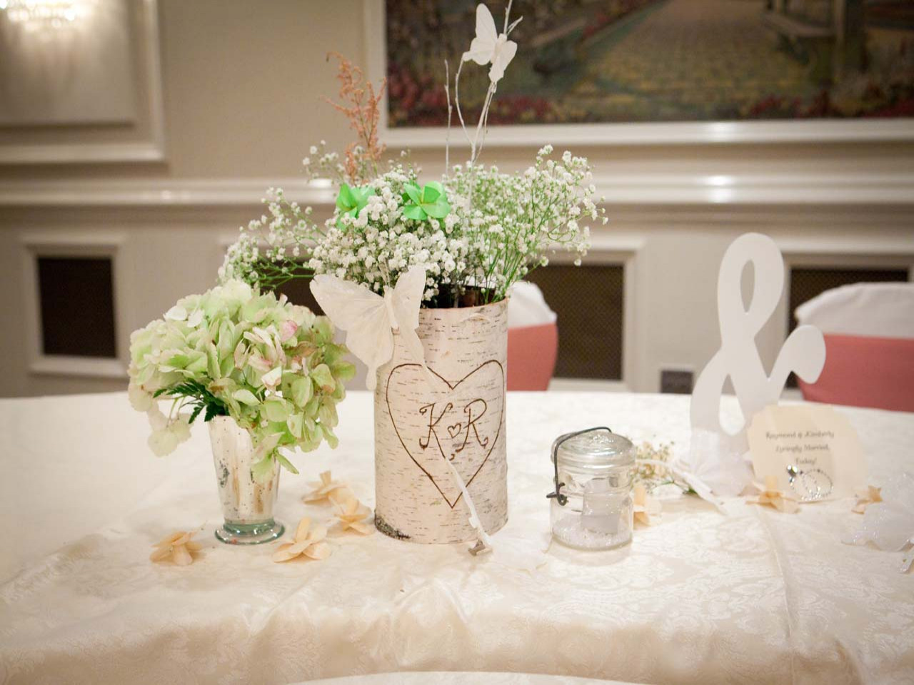 Best ideas about DIY Wedding Table Decorations . Save or Pin 30 Stunning Wedding Reception Table Setting Ideas Now.