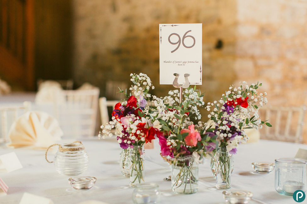 Best ideas about DIY Wedding Table Decorations . Save or Pin Barn weddings Kingston Country Courtyard Now.